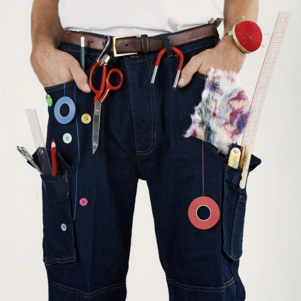 Photo d'outils liés à la mode