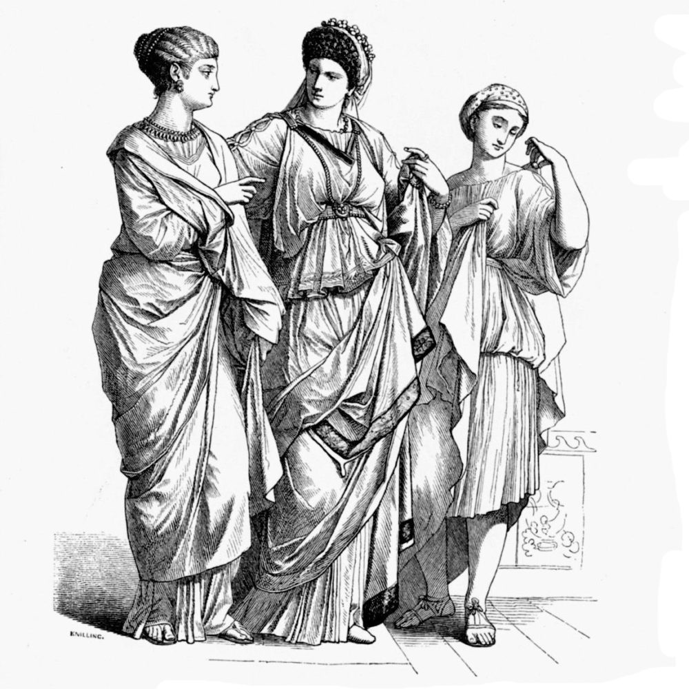 Mode dans l'empire romain