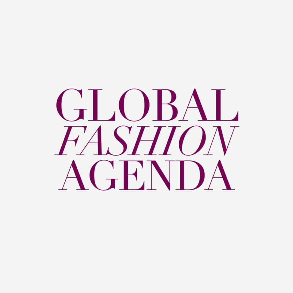 Logo du Global Fashion Agenda