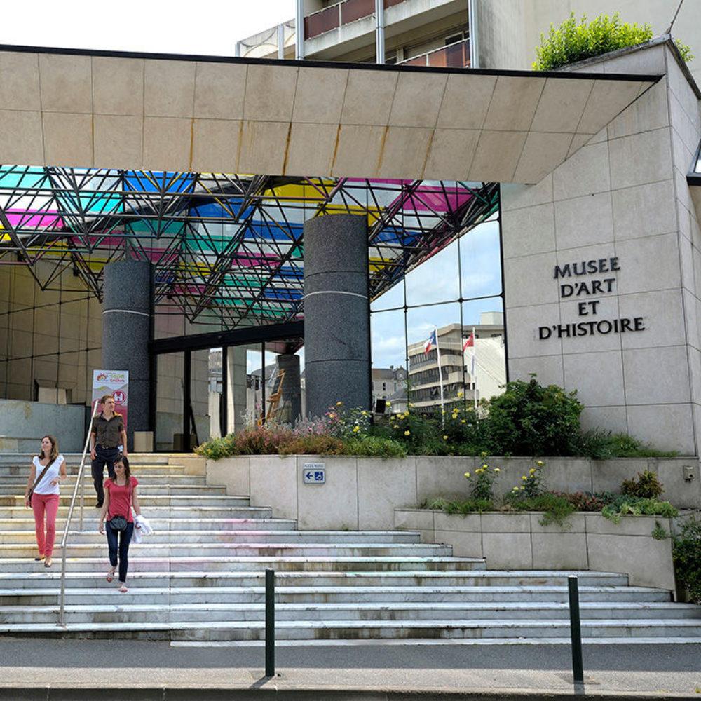 Exposition de nos designers au musée de Cholet