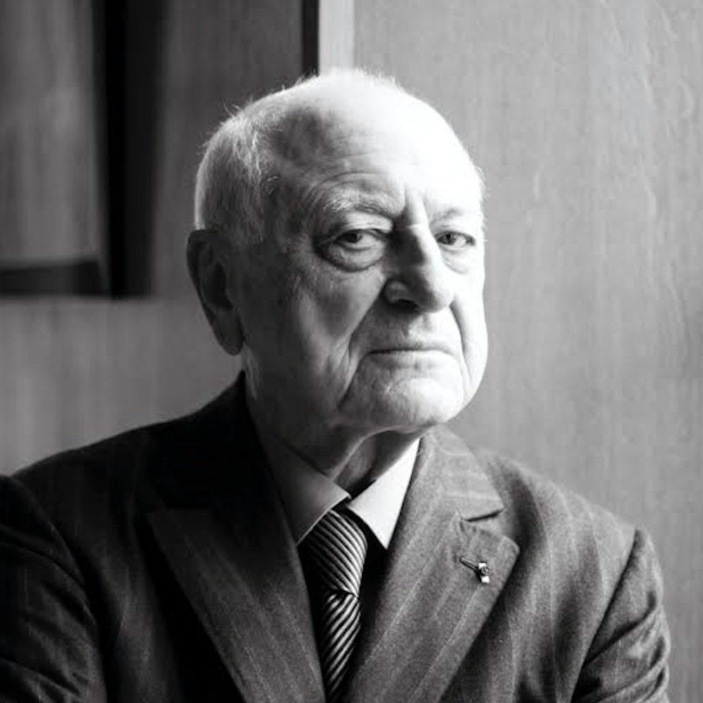 Portrait de Pierre Berge