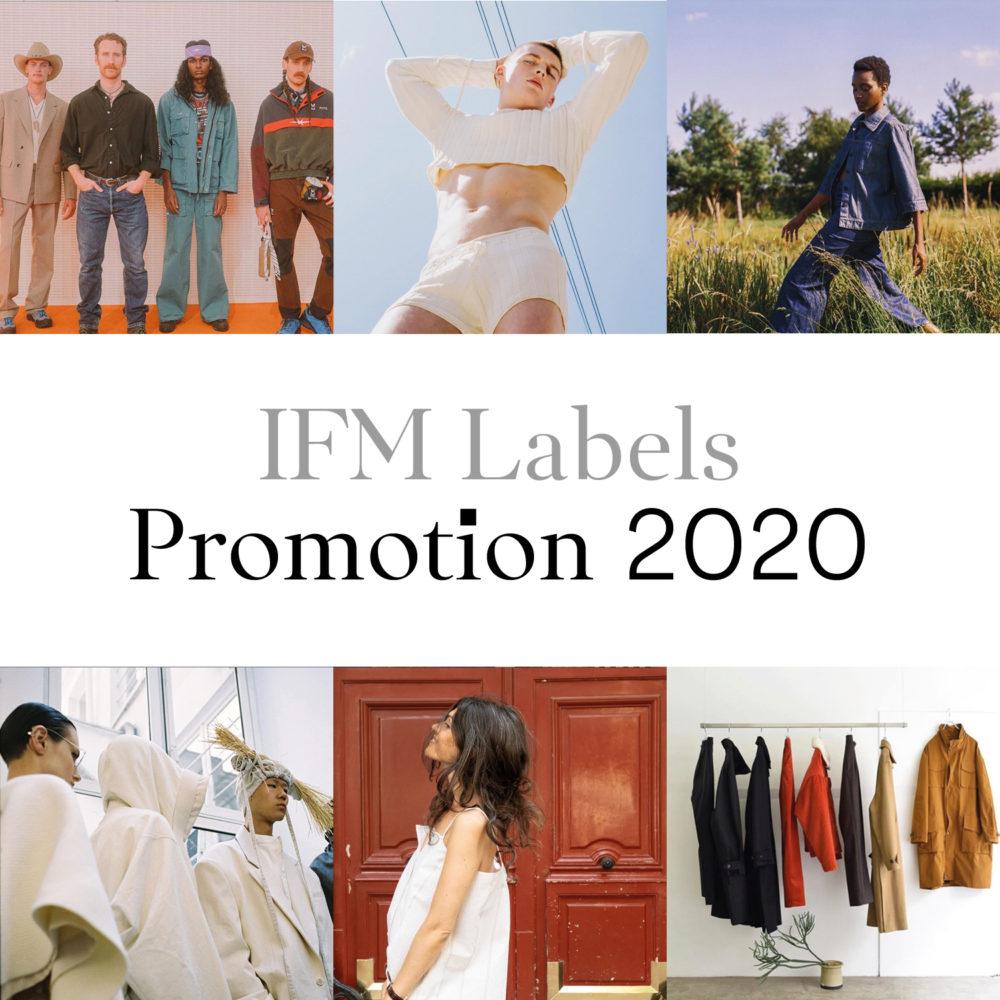 Ifm Labels Class Of 2020 Institut Français De La Mode