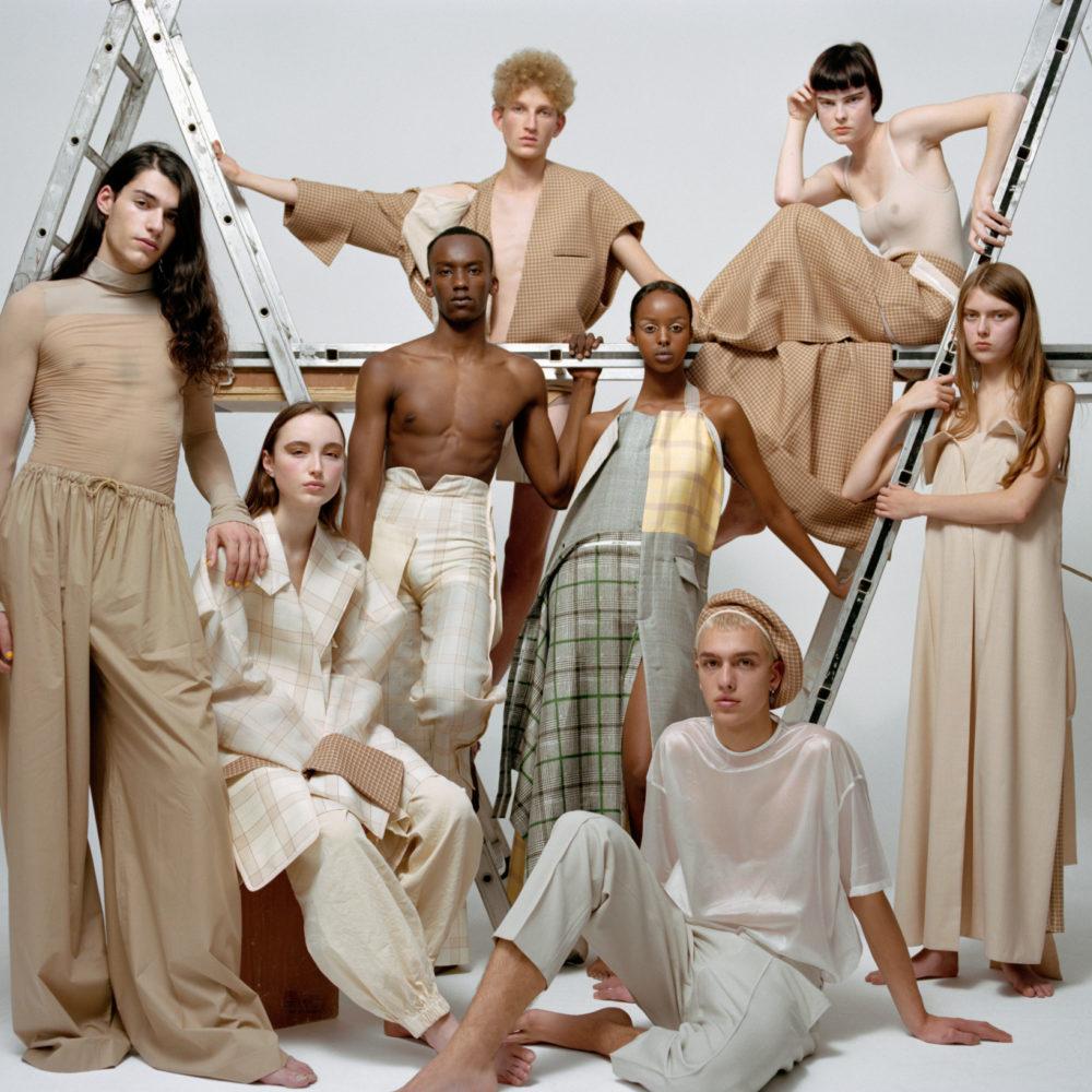 Fashion studies in Paris: photo illustrating the Master of Arts in Fashion Design