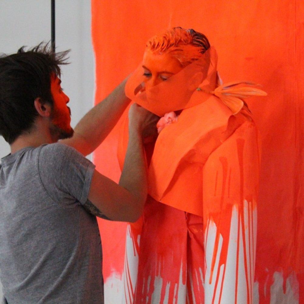 Fashion studies in Paris: photo illustrating the Major in Image Design