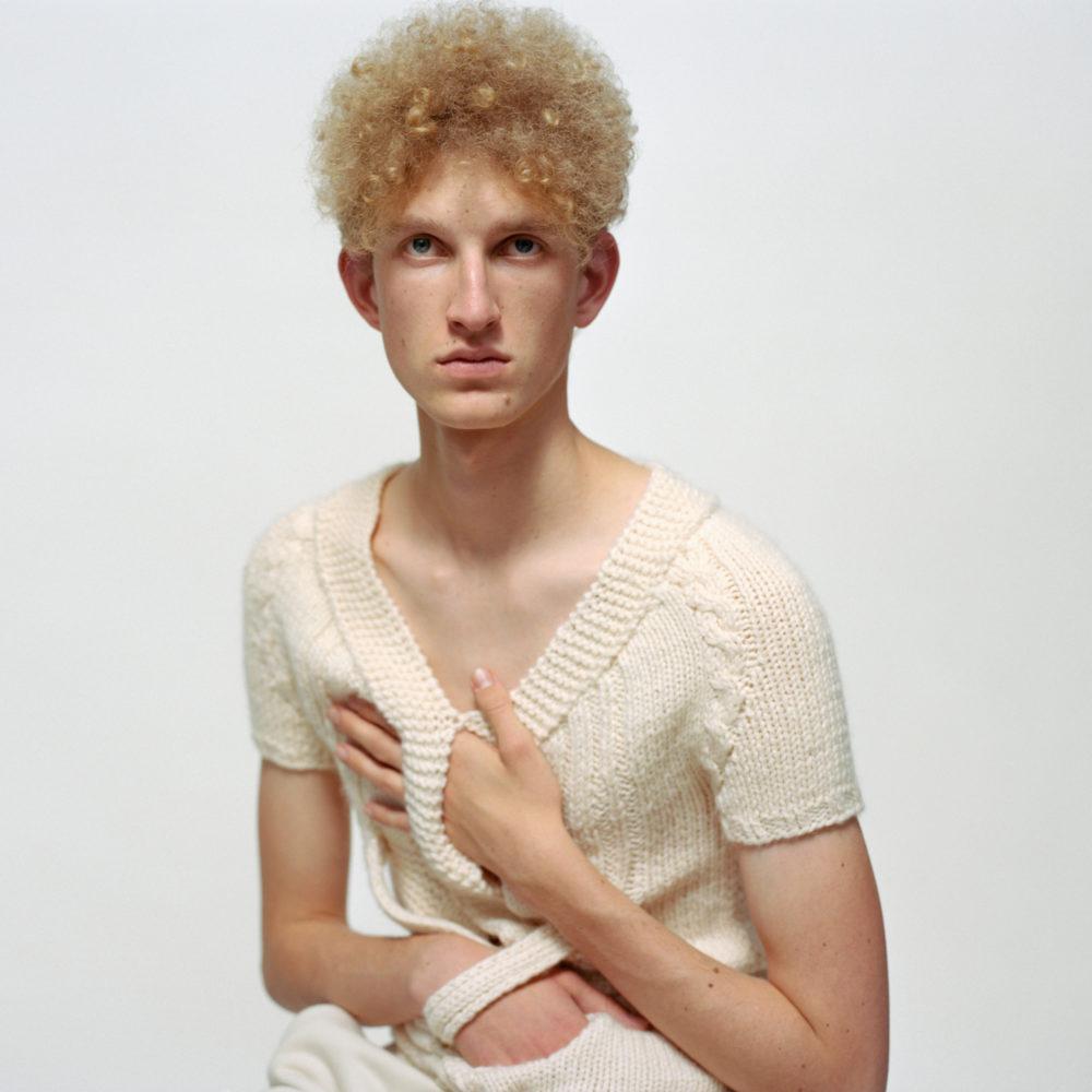 Fashion studies in Paris: photo illustrating the Major in Knitwear